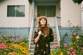 Oxlip (aka Jayne Trimble) is a BC-based musical artist and owner of World Peach Records.