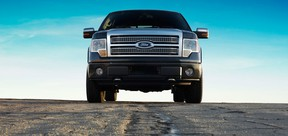 A Ford F-150 pick up is seen in this file photo.