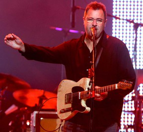 Country music star Vince Gill performs at the Colosseum at Caesars Windsor on Saturday, November 3, 2012. (REBECCA WRIGHT/ The Windsor Star)
