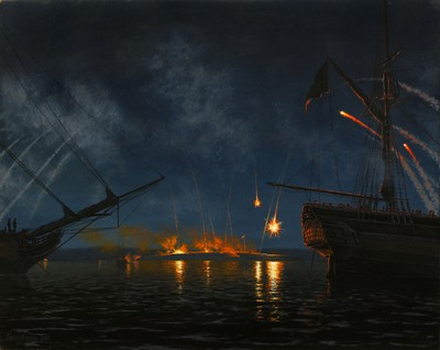 Bombardment of Ft. McHenry