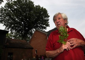 Homeowner John McKay is seen in this file photo. (Nick Brancaccio/The Windsor Star)