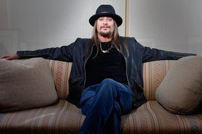 Tips from the public led to the arrest Saturday, August 3, 2013, of  a 43-year-old suburban Detroit man following an attempted burglary of a home owned by musician Kid Rock. In an online message, Kid Rock had offered a $5,000 reward for information leading to an arrest after an attempted break-in at his Detroit-area home. (Associated Press files)