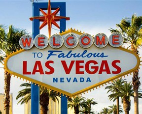 Welcome to Las Vegas sign. (Getty Images files)