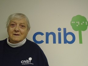 Jeanie Krigel is a peer support facilitator with CNIB's New Horizons New Dreams.
