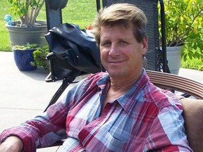 Jim Gammon, 56, died as a result of injuries sustained when he was hit by a minivan while driving his motorcycle in Walkerville on June 4, 2015. (Courtesy of the Gammon family