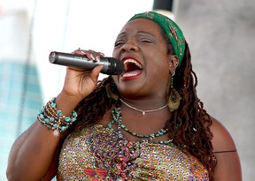 Detroit's Thornetta Davis will perform this weekend at Jazz on the Vine at Coopers Hawk Vineyards. (Windsor Star files)