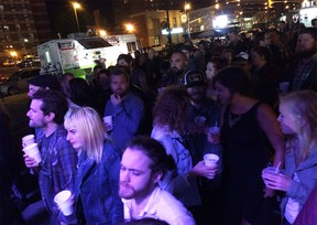 A view of the crowd at Phog Phest 7 in downtown Windsor on Sept. 19, 2015. (Dalson Chen / The Windsor Star)