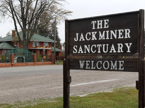 The Jack Miner Sanctuary in Kingsville.