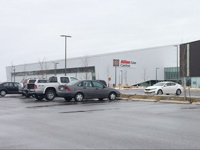 The Town of Lakeshore has received a $50,000 grant to conduct a Combined Heat and Power engineering study aimed at reducing the energy costs at the Atlas Tube Centre.
