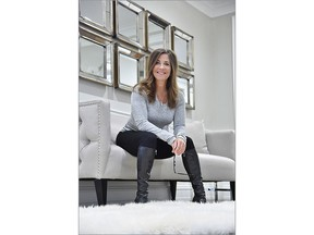 Jodi Mason is owner and principal design consultant of Urban Home, which won the Small Company of the Year award last year.