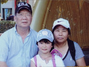 Mrs. Phuong Thang, killed in an industrial accident in 2014, is survived by a husband and daughter and other extended family members.
