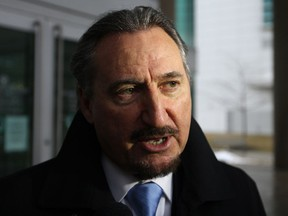 Defence lawyer Patrick Ducharme is pictured in this file photo.
