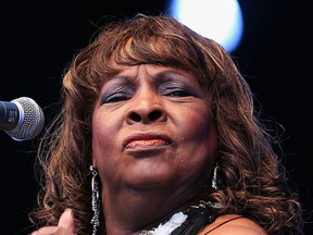 Singer Martha Reeves is seen in this file photo. (Chris Jackson/Getty Images)
