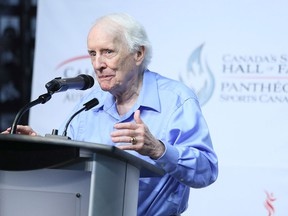 Windsor-born Dr. Frank Hayden, builder, Special Olympics, is part of the 2016 class of inductees into the Canadian Sports Hall of Fame.