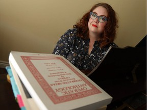 Opera singer Erin Armstrong has started an opera company in Windsor called Abridged Opera.