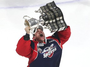 For the rebuilding Windsor Spitfires, no one, including  goaltender Mikeyl DiPietro, is untouchable as Jan. 10 OHL trade deadline looms.