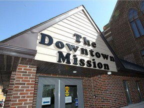 The Downtown Mission at 664 Victoria Avenue, pictured March 22, 2018, will be moving to the current main branch of the Windsor Public Library.