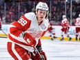 Detroit Red Wings' forward Tyler Bertuzzi has signed a new two-year deal with the club.