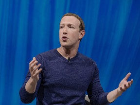 Facebook CEO Mark Zuckerberg says the company is considering building a dedicated tab on the social network for news.