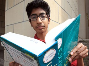 A spelling savant on the national stage, Rishi Damarla, 13, won the Spelling Bee of Canada and he'll travel to Washington D. C. for the Scripps National Spelling Bee later this month.