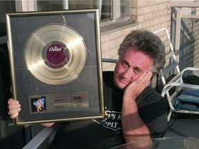 Saxophonist Kim (The Commader) Kelly holds a gold record (for selling 50,000 copies in Canada) for his work on a 1979 album of British blues singer Long John Baldry.