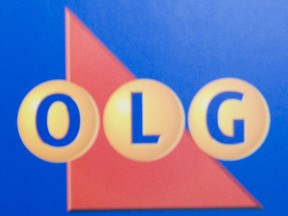 Ontario Lottery and Gaming Corporation (OLG) logo