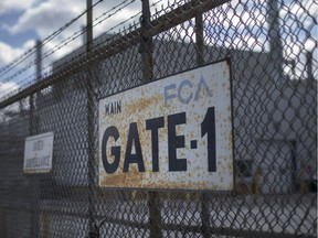 The day after. Grim news for Windsor Assembly Plant workers and the local economy as a whole after FCA Canada on Thursday announced the upcoming end of WAP's third shift. A plant gate is shown here on Feb. 28, 2020.