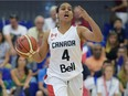Former Canadian Olympian and University of Windsor Lancers' standout guard Windsor's Miah-Marie Langlois announced her retirement from basketball on Thursday.