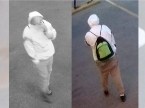 WINDSOR, ON. Wednesday, May 6, 2020 -- Windsor police are looking for this individual, who they suspect broke into an automotive repair shop and stolen a red Dodge Charge on Tuesday, May 5, 2020.