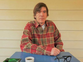Author Vern Smith in a personal photo. Smith's new short story collection, The Gimmick, was published in March 2020 by Run Amok Books.