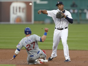 Detroit Tigers second baseman Jonathan Schoop is open to playing different positions for the club this season.