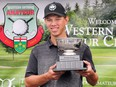 After turning a late invite into a title last year, James Hill will look to repeat at this year's 58th Western Ontario Amateur Golf Championship.