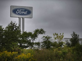 Ford's Essex Engine Plant is pictured, Tuesday, September 8, 2020.