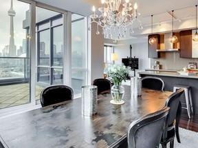 AnyHome, a real estate channel on YouTube, has posted the specs of singer Shawn Mendes' downtown Toronto penthouse condo.