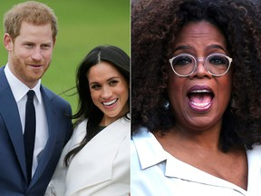 Oh, oh. Prince Harry and Meghan Markle are unlikely to get the easy ride they got from Oprah in a new tell-all.