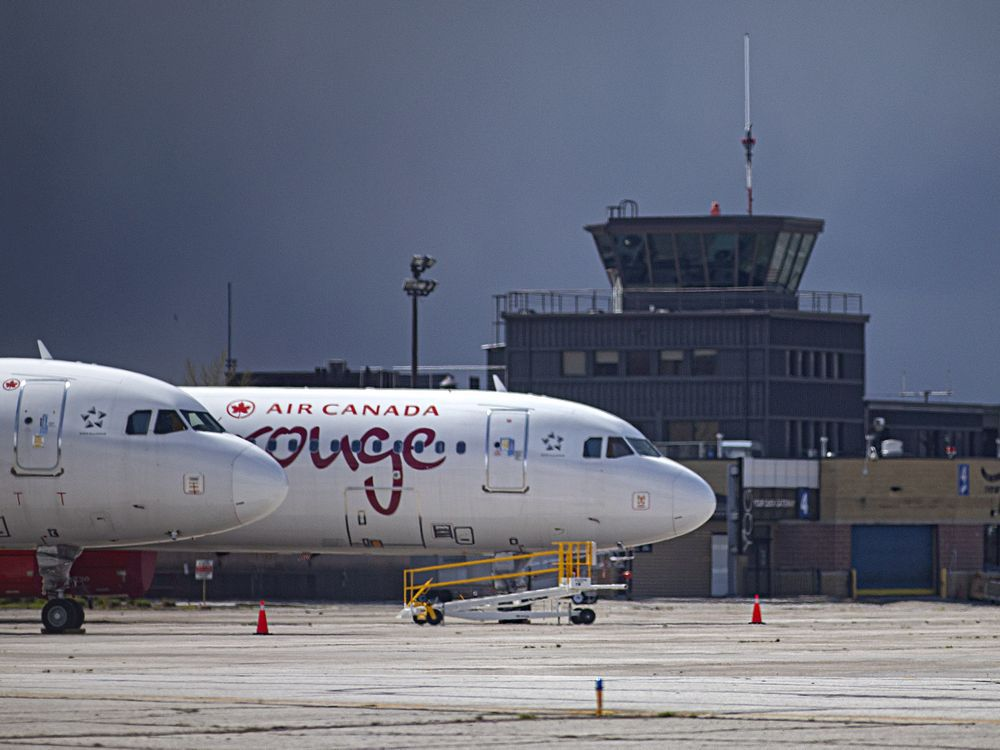 UPDATED: Air traffic control saved at Canadian airports including Wind... image