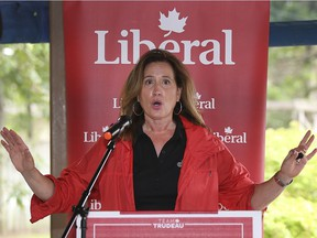 """""""We dream big.""""  Long-time politician and former provincial cabinet minister Sandra Pupatello announced Friday, July 23, 2021, at the Fogolar Furlan Club that she's running for the Liberals in Windsor West in the next federal election."""
