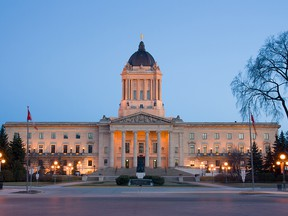 Political commentators are encouraged that the next Manitoba legislature will better reflect the broader community.
