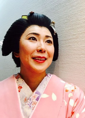 """Actor Hiromi Omura is shown as Cio-Cio-San in the Tokyo Nikikai Opera production of Madama Butterfly in a handout photo. An upcoming Manitoba Opera production of """"Madama Butterfly"""" has sparked debate over how the tragic tale fits with modern views about race. The story centres around a young Japanese geisha who marries an American naval officer, only to be betrayed shortly after they wed. THE CANADIAN PRESS/HO"""
