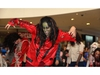 Zumba dance instructor Karla Mozdzen leads a flash zombie mob through a performance of the choreographed dance scene from Michael Jackson's Thriller at St. Vital Centre in Winnipeg on Sun., Oct. 22, 2017. Kevin King/Winnipeg Sun/Postmedia Network Kevin King, Kevin King/Winnipeg Sun