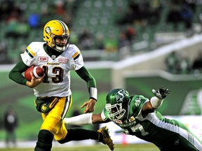 CFL most outstanding player Mike Reilly will attend CFL Week in Winnipeg.