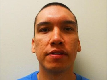 Dean YOUNG was charged and convicted of Aggravated Assault and sentenced to 26 months.  On August 24th, 2017 YOUNG was released early and on September 12th breached his conditions. His current whereabouts is unknown and a Canada wide warrant is waiting for him. Handout/Winnipeg Police Service