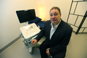 Last month, Dr. Dimitrios Balageorge opened a clinic in south Winnipeg where patients pay for medical services.