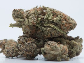 Marijuana products from Bonify, a local cannabis producer, have been banned from sales for now.