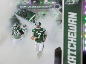 Saskatchewan Roughriders quarterback Cody Fajardo, 7, should benefit from his association with newly appointed offensive co-ordinator Jason Maas, according to columnist Rob Vanstone.