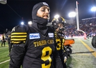 Hamilton Tiger-Cats quarterback Dane Evans on the part of American players not being apart of any government bailout money to the CFL: