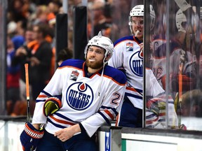Leon Draisaitl and Connor McDavid are the Edmonton Oilers power duo. GETTY IMAGES