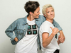 World Cup-winning soccer superstar Megan Rapinoe and her twin sister, Rachael, the CEO of Mendi. / Photo: Rachael Rapinoe Instagram