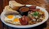 One of the new breakfasts at The Toad Pub. Hal Anderson/For the Winnipeg Sun
