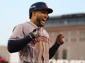 Reports suggest George Springer has signed a six-year deal worth $150 million with the Blue Jays.